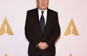 Oscars 2015 : J.K. Simmons, 60 ans, fête sa 1ere statuette avec Whiplash