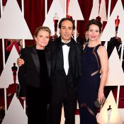 Oscars 2015 : Le Français Alexandre Desplat aux 8 nominations enfin honoré