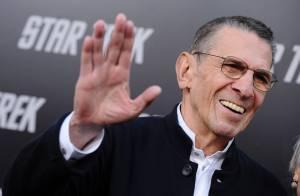 Mort de Leonard Nimoy : L'emblématique Spock a quitté cette Terre