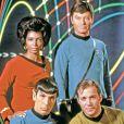 Leonard Nimoy, ici dans  Star Trek  sous les traits de Mr. Spock, s'est fait opérer d'une douleur bénigne dans la poitrine, le 22 octobre 2010.