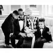 Alicia Keys présente son bébé, Genesis Ali, entourée des amours de sa vie