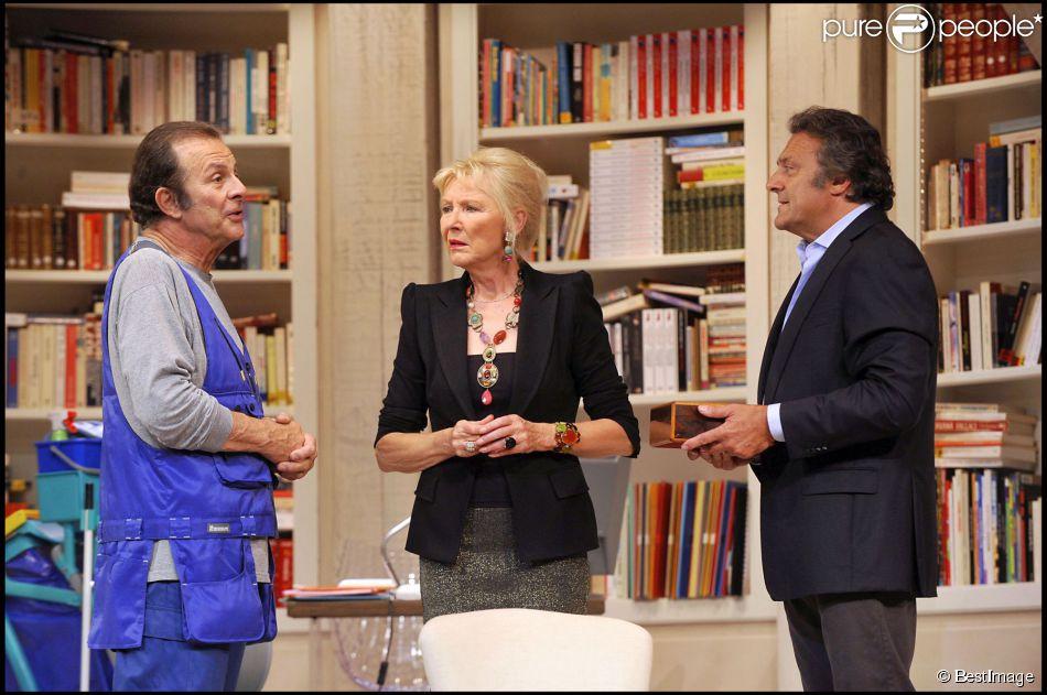 Roland Giraud et sa femme Maaiké Jansen se donnaient la réplique en 2010 dans  Le Technicien  d'Eric Assous, dans une mise en scène de Jean-Luc Moreau.