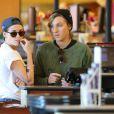 """"""" Kristen Stewart et Alicia Cargile à Los Feliz, Los Angeles, le 7 février 2015. """""""