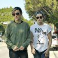 """"""" Kristen Stewart et Alicia Cargile à Los Feliz, Los Angeles, le 8 février 2015. """""""