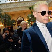 Jared Leto blond : Le futur Joker, méconnaissable et transformé !