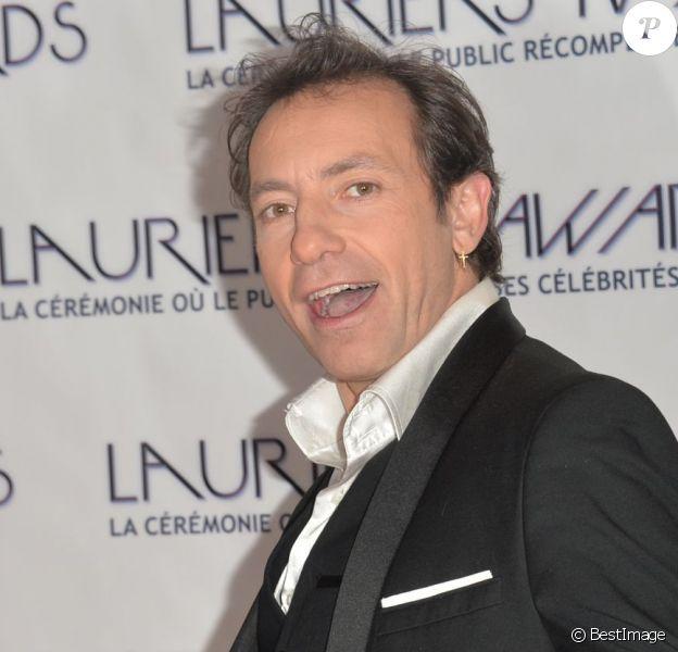 Philippe Candeloro à Paris, le 6 janvier 2015.