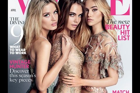 Cara Delevingne, Georgia May Jagger, Suki Waterhouse : Drôles de dames ultrasexy