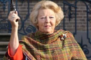 PHOTOS : Beatrix des Pays-Bas, la reine qui fait 'Bang' !