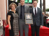 Jim Parsons (The Big Bang Theory) étoilé devant son chéri à Hollywood