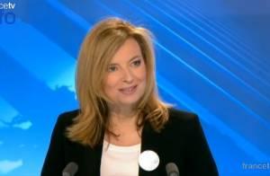 Valérie Trierweiler transformée : Première interview depuis Merci pour ce moment