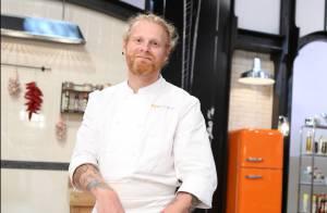 Top Chef 2015 - Christophe : Employé par un autre candidat, il plaque tout !