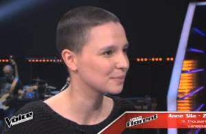 The Voice 4, l'épreuve ultime : Anne Sila ''magnifique'' lors des répétitions