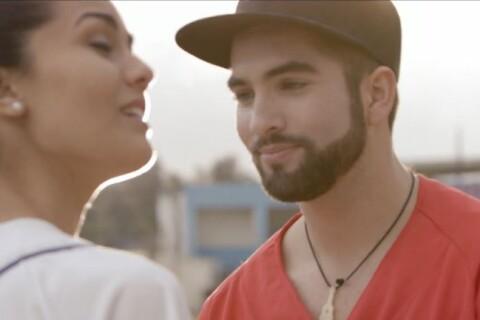 Kendji Girac : Séduit par une belle brune dans le clip de ''Conmigo''