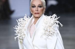 Carmen Dell'Orefice : 83 ans, mannequin star et femme épanouie !