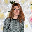 Gwendoline Hamon au lancement de la collection printemps-été 2015 de Rowena Forrest à la galerie Nabokov, à Paris, le 19 mars 2015