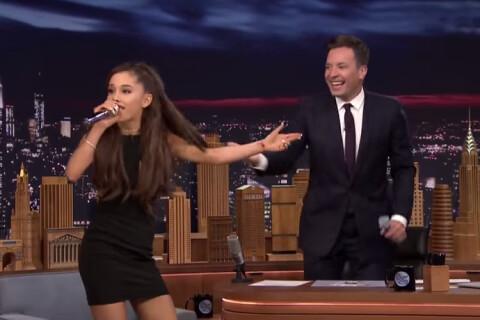 Ariana Grande : Bluffante, elle imite Céline Dion à la perfection !