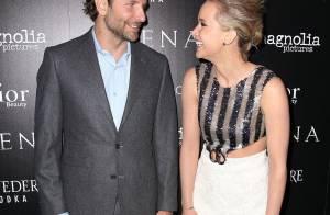 Jennifer Lawrence et Bradley Cooper : Très complices... mais rien de sexuel !