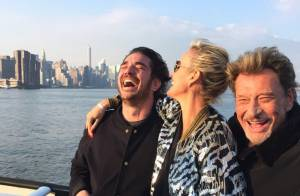 Laeticia Hallyday : Ses 40 ans de rêve avec tous ses copains à New York !