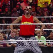 Snoop Dogg : Catcheur sensationnel au côté d'Hulk Hogan