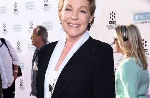 Julie Andrews : La superbe star de 79 ans se souvient d'une épreuve douloureuse