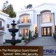 Manny Pacquiao s'est offert une maison à Beverly Hills à 12,5 millions de dollars