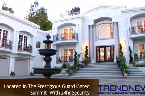 Manny Pacquiao : Une villa à 12,5 millions, achetée grâce à un combat de boxe