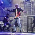 Chris Brown au BB&T Center à Sunrise. Le 12 février 2015.
