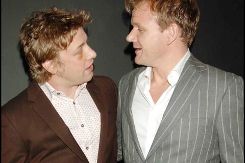 Gordon Ramsay et Jamie Oliver : La Guerre des chefs est relancée !