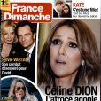 Magazine France Dimanche, en kiosques le 3 avril 2015.