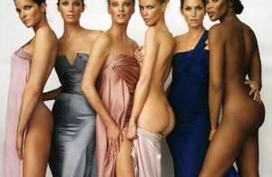PHOTOS : 20 ans après, Naomi, Cindy, Linda, Claudia, Stephanie et Christy se mettent à nu !