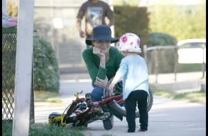 PHOTOS : Marcia Cross se fait un dimanche en famille... le bonheur !