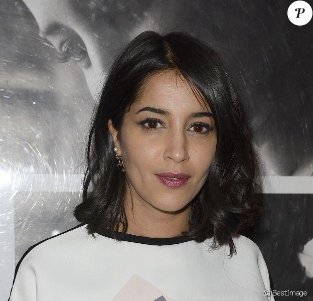 """Leïla Bekhti - Avant-première du film """"L'Astragale"""" au Cinéma du Panthéon à Paris, le 6 avril 2015."""