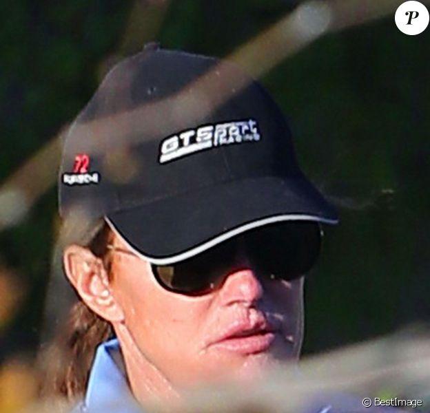 EXCLUSIF - Bruce Jenner, à Malibu le 25 février 2015
