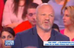 TPMP - Philippe Etchebest : Après l'élimination polémique d'Olivier, il réagit !