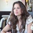 Lucie Lucas, victime d'usurpateurs sur la Toile, s'exprime en exclusivité pour Purepeople, le 8 avril 2015