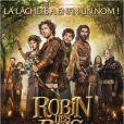 Affiche de Robin des bois, la véritable histoire. En salles le 15 avril 2015.