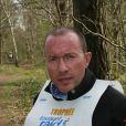 Pascal Soetens au raid du Touquet 2015. Le 11 avril 2015
