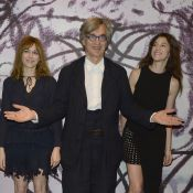 Charlotte Gainsbourg et Marie-Josée Croze à tomber aux côtés de Wim Wenders