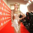 """Kelly Rutherford (Robe: Escada) - Soirée """"Mon Chéri"""" à Munich le 5 décembre 2014"""