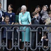 Margrethe II de Danemark : Mary, Letizia, Maxima... Défilé royal pour ses 75 ans