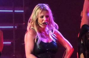 Britney Spears perd son calme et insulte violemment un spectateur !