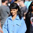 Rihanna à Hollywood, Los Angeles, le 1er avril 2015.
