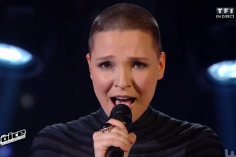 Anne Sila (The Voice 4), en larmes après sa prestation : ''J'étais un peu mal''