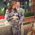Vanessa et Nick Lachey sur Instagram, le 2 novembre 2014