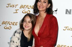 Courteney Cox : Maman sexy avec sa fille Coco, devant son ex-mari David Arquette