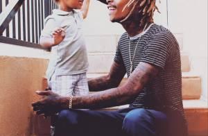Amber Rose : Son fils Sebastian, 2 ans, rappe déjà sur les tubes de son papa !
