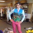 Michael Urie n'a pas pu assister aux retrouvailles du casting d'Ugly Betty, il a partagé sur Instagram des photos prises en coulisses du tournage de la série il y a 5 ans, le 14 avril 2015