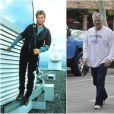 Richard Dean Anderson, dans la série MacGyver (de 1985 à 1992), à aujourd'hui, en avril 2015.