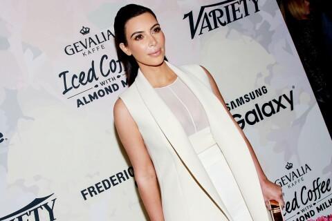Kim Kardashian: Angélique et honorée loin de sa famille, unie pour Bruce Jenner