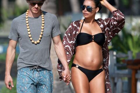 Naya Rivera, enceinte : Radieuse en bikini à Hawaï, superbe à la Maison-Blanche